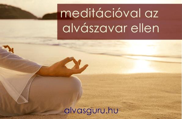 Mindfulness meditációval az alvászavarok ellen