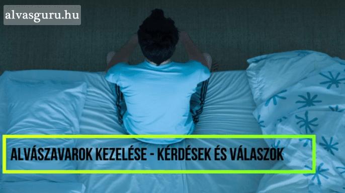 Alvászavarok kezelése a koronavírus járvány idején – VIDEO